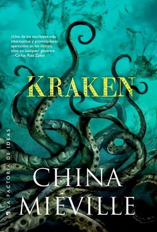 Kraken by China Miéville