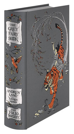 The Grey Fairy Book - Folio Society Edition