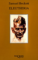 Ebook Eleuthéria by Samuel Beckett read!