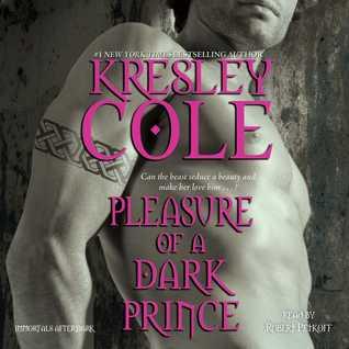 Pleasure of a Dark Prince(Immortals After Dark 9)