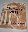 Memoirs 2013