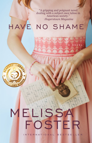 Have No Shame By Melissa Foster