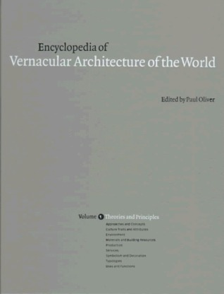 Encyclopedia Of Vernacular Architecture Of The World