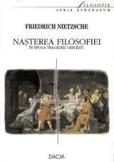 Nașterea Filosofiei în Epoca tragediei grecești