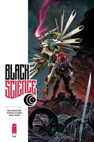 Black Science #2 (Black Science, #2)