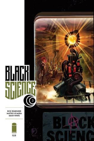Black Science #3 (Black Science, #3)
