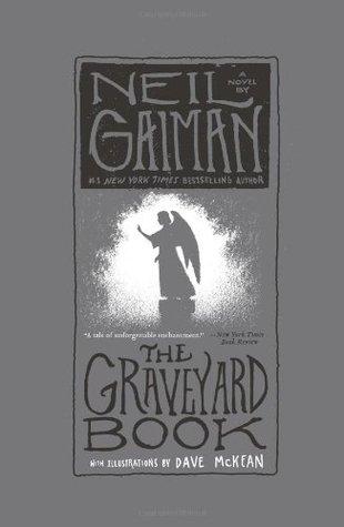 book report the graveyard book