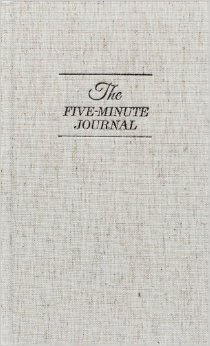 uj ramdas the five minute journal