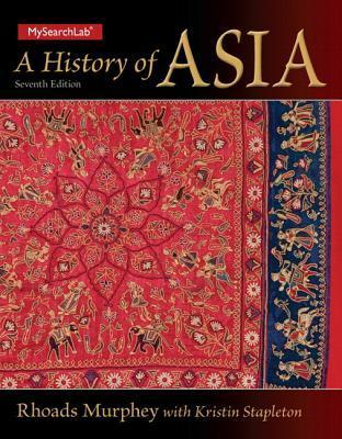 Mysearchlab with Pearson Etext -- Standalone Access Card -- For a History of Asia