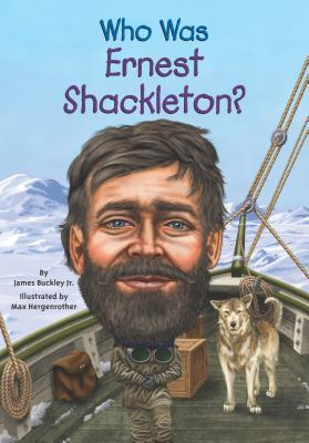 Who Was Ernest Shackleton?(Who Was/Is...?) (ePUB)