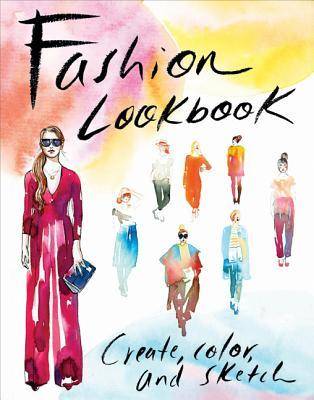 Fashion Lookbook: Create, Color, and Sketch