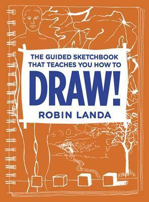 The Guided Sketchbook That Teaches You How to Draw!