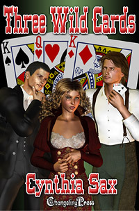 Three Wild Cards (Wolves of the Wild West #5)