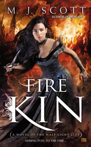 Ebook Fire Kin by M.J. Scott TXT!