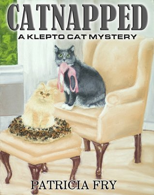 Catnapped (Klepto Cat Mystery #1)