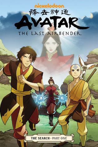 Avatar The Last Airbender The Search Part 1 By Gene Luen Yang