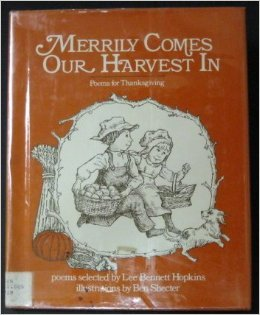 Merrily Comes Our Harvest in