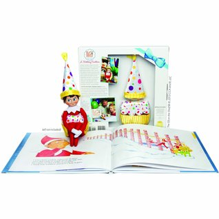 Elf on the Shelf: A Birthday Tradition