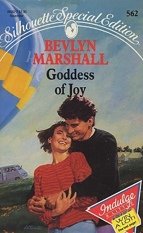 Goddess of Joy (Harlequin Special Edition, No 562)