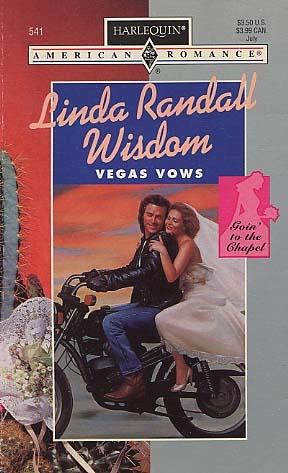 Vegas Vows (Harlequin American Romance, No. 541)