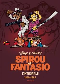 Spirou et Fantasio, Intégrale 14. 1984-1987