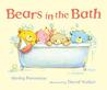 Bears in the Bath by Shirley Parenteau