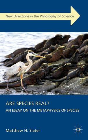 Descarga gratuita de libros en iPhone Are Species Real?: An Essay on the Metaphysics of Species