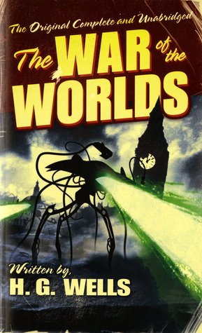 Cover - The War of the Worlds (Goodreads)
