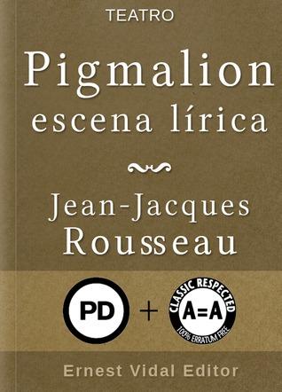 Pigmalion, escena lírica