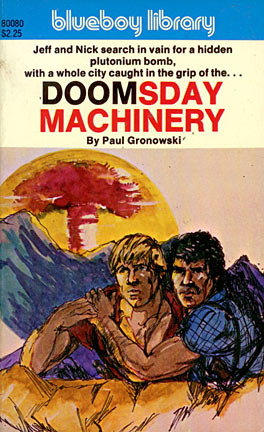 Ebook Doomsday Machinery by Paul Gronowski TXT!