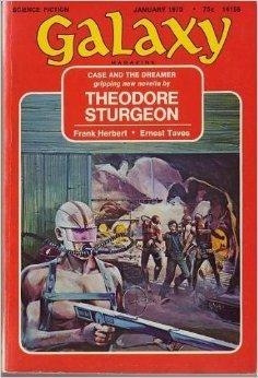 Galaxy Science Fiction Magazine, January-February 1973 (Vol. 33, No. 4)