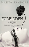 Forbidden (A Kate Stanton Hollywood Mystery Extra)