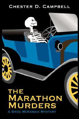 The Marathon Murders (Greg McKenzie Mysteries, Book 4)