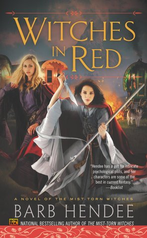 Witches in Red (Mist-Torn Witches, #2)