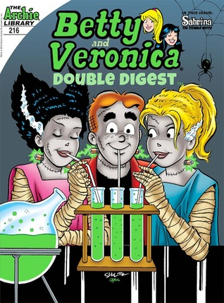Betty and Veronica Double Digest #216