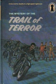 The Mystery of the Trail of Terror by M.V. Carey