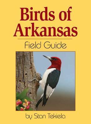 Arkansas birds: a folding pocket guide to familiar species.