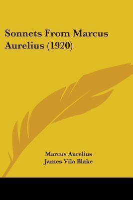 Sonnets from Marcus Aurelius (1920)