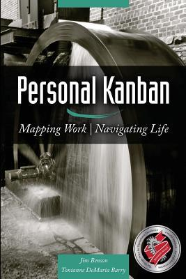 Personal Kanban: Mapping Work Navigating Life Book Cover