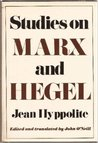 Studies on Marx and Hegel