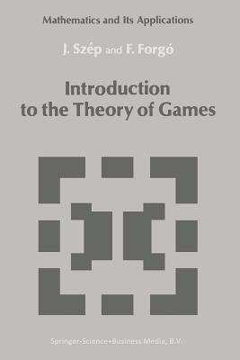 Introduction to the Theory of Games