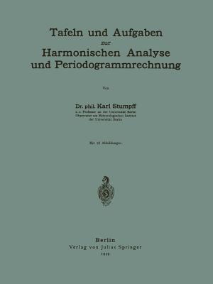 Tafeln und Aufgaben zur harmonischen Analyse und Periodogrammrechnung