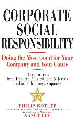 Corporate Social Responsibility by Philip Kotler