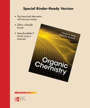 Ebook manuels télécharger Organic Chemistry PDF iBook PDB by Francis A. Carey, Robert Giuliano