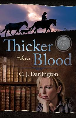 Thicker Than Blood (Thicker Than Blood #1)