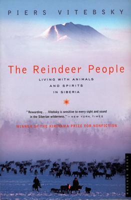 The Reindeer People by Piers Vitebsky