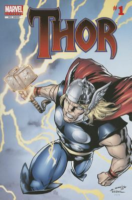 Marvel Universe Thor Comic Reader 1