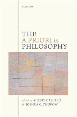 The A Priori in Philosophy