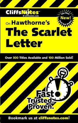 Cliffsnotes on Hawthorne's the Scarlet Letter by Susan VanKirk