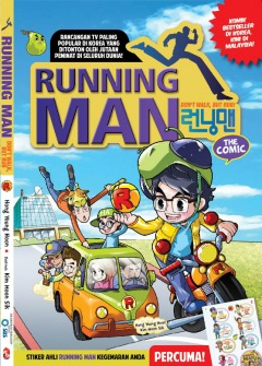 Running Man The Comic